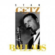 (2黑膠)史坦.蓋茲  爵士情歌集Stan Getz / Ballads