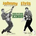 (2LP)哈立戴/普里斯萊 法國貓王+美國貓王 When We Were Kings/Johnny Hallyday & Elvis Presley (le Chant du Monde)