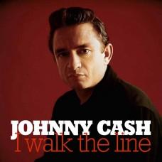 """(2黑膠)強尼.凱許  我走了這條路 (電影""""為你鍾情"""")Johnny Cash / I Walk the Line"""