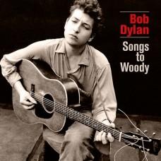 (2黑膠)巴布.狄倫   給伍迪的歌Bob Dylan / Songs to Woody