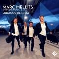 梅利茨:第3.4.5號弦樂四重奏 / Mellits / String Quartets n° 3, 4, 5