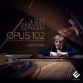 史克里亞賓/李斯特/德布西: 鋼琴作品集 希利爾.俞維 彈奏102鍵旗艦鋼琴 / Cyril Huve / Liszt, Debussy, Scriabin: Opus 102