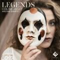 二十世紀法國豎琴曲 (傳奇) 科琳·賈格 豎琴 阿基隆四重奏Coline Jaget, Akilone Quartet / Legends