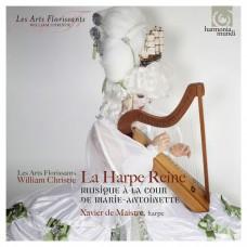 皇后的豎琴~獻給瑪麗-安托瓦內特的宮廷音樂 La Harppe Reine Xavier de Maistre