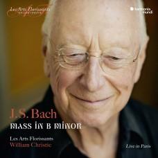 巴哈:b小調彌撒曲 BWV232 威廉.克利斯帝 指揮 繁盛藝術古樂團 / Les Arts Florissants / Bach, J S: Mass in B minor, BWV232