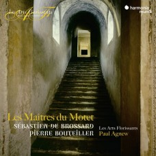 法國經文歌大師精選集 繁盛藝術古樂團Les Arts Florissants / Les maitres du motet Francais