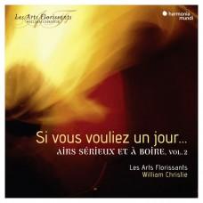 如果你有天想要… 威廉.克利斯提 指揮 繁盛藝術古樂團William Christie / Si vous vouliez un jour…