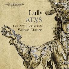 盧利:歌劇(阿提斯)全曲 威廉.克利斯提 指揮 繁盛藝術古樂團(3CD)Les Arts Florissants, William Christie / Lully: Atys