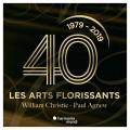 繁盛藝術古樂團40年紀念 威廉.克利斯提 指揮 繁盛藝術古樂團William Christie / Les Arts Florissants 40 Ans (3CD)