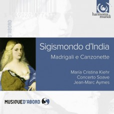 丁迪亞:牧歌集  Sigismondo d'India: Madrigale
