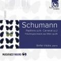舒曼:蝴蝶.嘉年華會等鋼琴獨奏曲  Schumann Carnaval op.19 / Papillons op.2