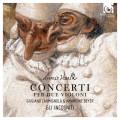 韋瓦第:雙小提琴協奏曲 Vivaldi:Concertos for 2 violins