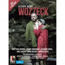 貝爾格: 歌劇(伍采克) 藍光DVD 葛那 男高音 尤洛夫斯基 指揮 薩爾斯堡音樂節Matthias Goerne / Berg: Wozzeck / Jurowski / Kentridge