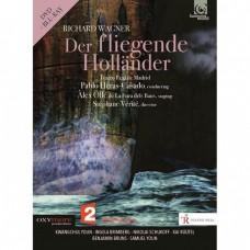 (藍光+DVD)華格納:歌劇(漂泊的荷蘭人) / Wagner: Der Fliegende Hollander