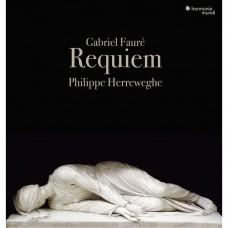 (黑膠)佛瑞:安魂曲,作品48 菲利普.赫瑞維賀 指揮 香榭麗舍管弦樂團 Philippe Herreweghe / Faure: Requiem Op. 48
