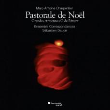 (2黑膠)夏邦提耶:聖誕牧歌  杜斯 指揮 和諧古樂團(2LP) Sebastien Dauce / Charpentier: Pastorale de Noel