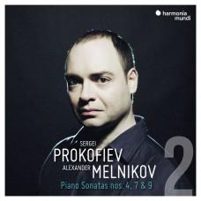 普羅高菲夫: 鋼琴奏鳴曲,第二集  亞歷山大.梅尼可夫 鋼琴Alexander Melnikov / Prokofiev: Piano Sonatas, Vol. 2