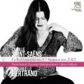 聖桑:大提琴協奏曲 (貝赫彤, 大提琴) Saint-Saens:Cello Concerto (Emmanuelle Bertrand,cello)