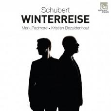 舒伯特:冬之旅 馬克.帕德摩爾 男高音 / Mark Padmore / Schubert: Winterreise