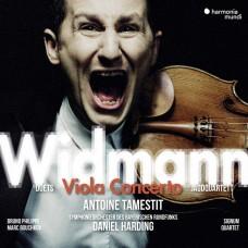 塔梅斯提/魏德曼:中提琴協奏曲/小提琴&大提琴二重奏 Tamestit / Widmann: Viola Concerto