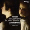 HMM902278 奎拉斯/韋瓦第:大提琴及數字低音奏鳴曲 Jean-Guihen Queyras/Vivaldi:Sonatas For Cello & Basso Continuo (harmonia mundi)