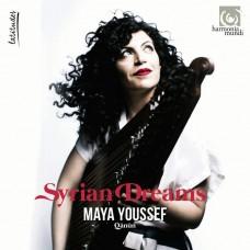 敘利亞之夢  瑪雅.優素芙 阿拉伯卡弩琴(qānūn)三角琴 / Maya Youssef / Syrian Dreams