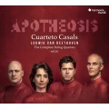 貝多芬: 弦樂四重奏全集(3) 出神入化 卡薩爾斯四重奏Cuarteto Casals / Beethoven: The Complete String Vol. III Apotheosis