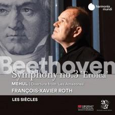 貝多芬: 第三號交響曲(英雄) / 梅於爾: (亞馬遜)序曲 羅斯 指揮 世紀樂團Francois-Xavier Roth / Beethoven: Symphony No. 3