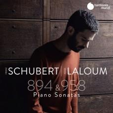舒伯特: 鋼琴奏鳴曲D894, D958 亞當.拉羅姆 鋼琴Adam Laloum / Schubert: Piano Sonatas
