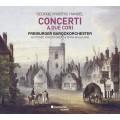 韓德爾: 雙重協奏曲 佛萊堡巴洛克管弦樂團 Freiburger Barockorchester / Handel: Concerti a Due Cori