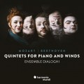 HMM905296 莫札特/貝多芬: 五重奏 對話合奏團 Ensemble Dialoghi / Mozart & Beethoven: Quintets (harmonia mundi)