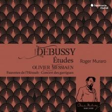 德布西: 練習曲 羅傑.穆拉洛  鋼琴Roger Muraro / Debussy: Etudes