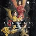 巴哈:降臨節清唱劇 赫瑞維賀 指揮 根特聲樂合唱團Collegium Vocale Gent, Philippe Herreweghe / J.S. Bach: Advent Cantatas