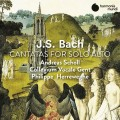 巴哈:為男唱女聲所寫的清唱劇 修爾 假聲男高音 赫瑞維賀 指揮Andreas Scholl, Philippe Herreweghe / JS Bach: Cantatas for Solo Alto