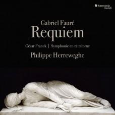佛瑞:安魂曲,作品48 菲利普.赫瑞維賀 指揮 香榭麗舍管弦樂團 Philippe Herreweghe / Faure: Requiem Op. 48