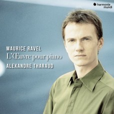 (2CD) 拉威爾:鋼琴獨奏作品集 亞歷山大.薩洛 鋼琴Alexandre Tharaud / Ravel: L'Oeuvre pour piano, integrale