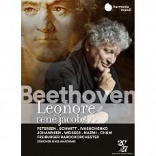 貝多芬: 歌劇(蕾奧諾拉)原始版全曲 雷尼.雅克伯斯 指揮 佛萊堡巴洛克管弦樂團Rene Jacobs / Beethoven: Leonore