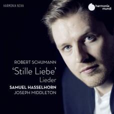 舒曼: (沉默的愛)藝術歌曲選集 哈塞爾霍恩 男中音 米道頓 鋼琴Samuel Hasselhorn, Joseph Middleton / Schumann: Stille Liebe