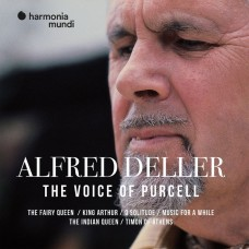 (7CD)普賽爾之聲 阿爾弗雷德.戴勒 假聲男高音Alfred Deller: The Voice of Purcell