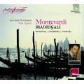 蒙台威爾第: 牧歌集全集 繁盛藝術古樂團 / (3CD) Les Arts Florissants / Monteverdi Madrigals Vols. 1-3