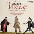 威尼斯之旅 阿嫚丁・貝耶 小提琴 柏林古樂學會樂團 陌生人樂團 Amandine Beyer / Voyage a Venise