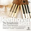貝多芬:九大交響曲全集(李斯特改編鋼琴版) 史寇達/普蘭尼斯等人 鋼琴Beethoven: Complete Symphonies Transcribed For Piano
