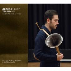 泰勒曼: 狩獵序曲 亞歷山卓.奧蘭多 法國號 薩巴坎諾斯合奏團Alessandro Orlando & Sarbacanes / Telemann: Ouvertures pour la chasse