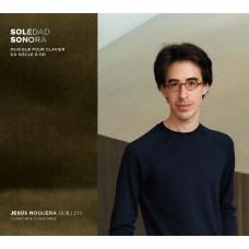 寂寞的聲音(西班牙黃金時代的鍵盤音樂) 耶蘇斯·諾格拉·圭倫 大鍵琴Jesus Noguera Guillen / Soledad sonora: Musique pour clavier du Siecle d'or espagnol