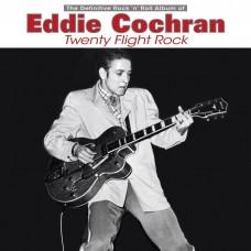 (黑膠)艾迪.柯克蘭 / 二十樓飛行搖滾 / Eddie Cochran / Twenty Flight Rock