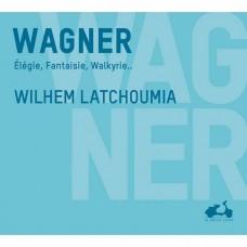 華格納: 悲歌,幻想曲,女武神 威廉.拉卓米亞 鋼琴 / Wilhem Latchoumia / Wagner: Elegie, Fantaisie, Walkyrie