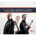 貝多芬第5號鋼琴三重奏(幽靈)/第7號鋼琴三重奏(大公) 格里摩 小提琴 卡薩德 鋼琴 嘉絲提妮爾 大提琴Anne Gastinel, David Grimal, Philippe Cassard / Beethoven: Ghost & Archduke Trios