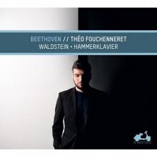 貝多芬:鋼琴奏鳴曲(華德斯坦/漢馬克拉維) 提奧·夫先納黑 鋼琴Theo Fouchenneret / Beethoven: Waldstein & Hammerklavier