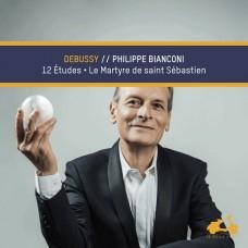 德布西: 練習曲第一,二冊/聖謝斯倩的殉教 菲利普.畢安科尼 鋼琴Philippe Bianconi / Debussy: Etudes, Le Martyre de Saint Sebastien