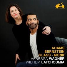 這就是美國!(雙鋼琴音樂改編曲) 威廉.拉卓米亞/凡妮莎.華格納 鋼琴Wilhem Latchoumia, Vanessa Wagner / This is America!